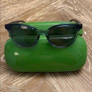 Kate Spade ♠️ Arlynn Sunglasses Blue Patrol